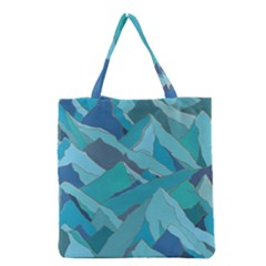 Abstract Nature 17 Grocery Tote Bag