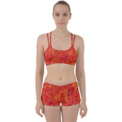 Abstract Nature 18 Women s Sports Set