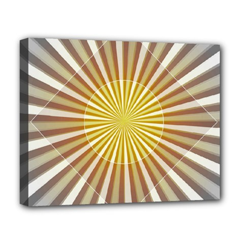Abstract Art Art Modern Abstract Deluxe Canvas 20  X 16