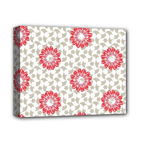 Stamping Pattern Fashion Background Deluxe Canvas 14  X 11