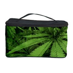 Marijuana Plants Pattern Cosmetic Storage Case