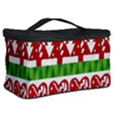 Christmas Icon Set Bands Star Fir Cosmetic Storage Case View2