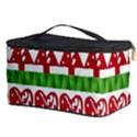 Christmas Icon Set Bands Star Fir Cosmetic Storage Case View3
