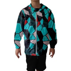 Mosaic Linda 4 Hooded Wind Breaker (kids)