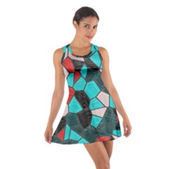 Mosaic Linda 4 Cotton Racerback Dress