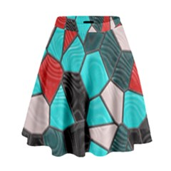 Mosaic Linda 4 High Waist Skirt