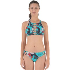 Mosaic Linda 4 Perfectly Cut Out Bikini Set