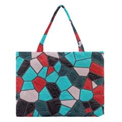 Mosaic Linda 4 Medium Tote Bag
