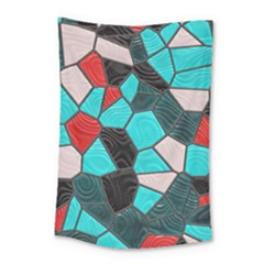 Mosaic Linda 4 Small Tapestry