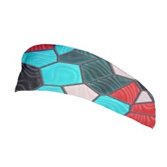 Mosaic Linda 4 Stretchable Headband