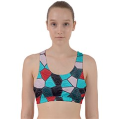 Mosaic Linda 4 Back Weave Sports Bra