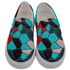 Mosaic Linda 4 Men s Canvas Slip Ons