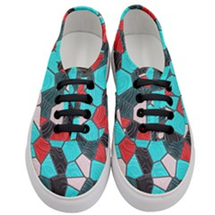 Mosaic Linda 4 Women s Classic Low Top Sneakers