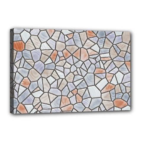 Mosaic Linda 6 Canvas 18  X 12