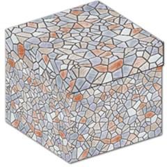 Mosaic Linda 6 Storage Stool 12
