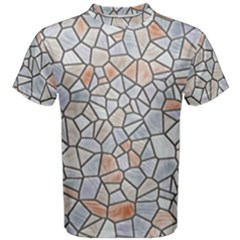 Mosaic Linda 6 Men s Cotton Tee