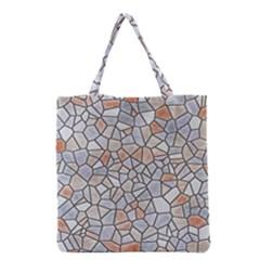 Mosaic Linda 6 Grocery Tote Bag