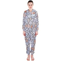 Mosaic Linda 6 Hooded Jumpsuit (ladies)