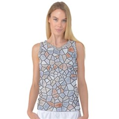 Mosaic Linda 6 Women s Basketball Tank Top