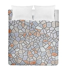 Mosaic Linda 6 Duvet Cover Double Side (full/ Double Size)