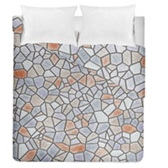 Mosaic Linda 6 Duvet Cover Double Side (queen Size)