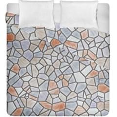 Mosaic Linda 6 Duvet Cover Double Side (king Size)