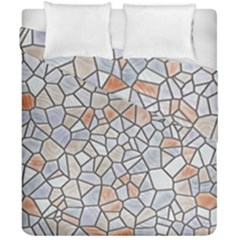 Mosaic Linda 6 Duvet Cover Double Side (california King Size)