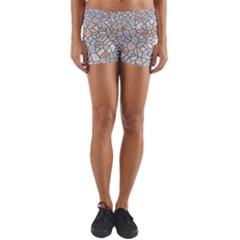 Mosaic Linda 6 Yoga Shorts