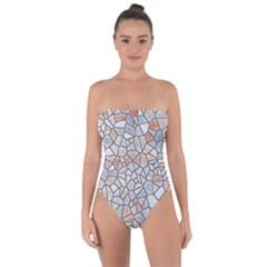 Mosaic Linda 6 Tie Back One Piece Swimsuit