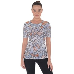 Mosaic Linda 6 Short Sleeve Top