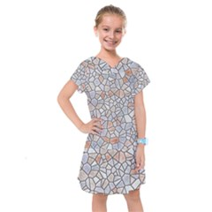 Mosaic Linda 6 Kids  Drop Waist Dress