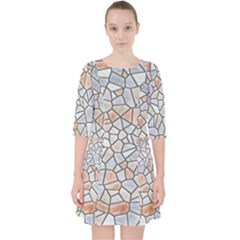 Mosaic Linda 6 Pocket Dress