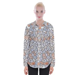 Mosaic Linda 6 Womens Long Sleeve Shirt
