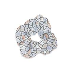 Mosaic Linda 6 Velvet Scrunchie