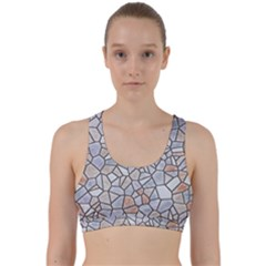 Mosaic Linda 6 Back Weave Sports Bra