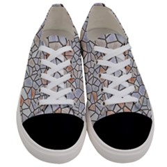 Mosaic Linda 6 Women s Low Top Canvas Sneakers