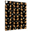 Ginger cookies Christmas pattern Apple iPad Pro 12.9   Hardshell Case View2