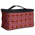 Christmas Paper Wrapping Paper Cosmetic Storage Case View2