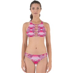 Seamless Repeat Repeating Pattern Perfectly Cut Out Bikini Set