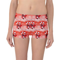 Seamless Repeat Repeating Pattern Boyleg Bikini Bottoms