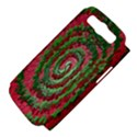 Red Green Swirl Twirl Colorful Samsung Galaxy S III Hardshell Case (PC+Silicone) View4