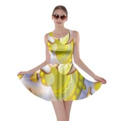 Seamless Repeat Repeating Pattern Skater Dress