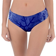 Winter Hardest Frost Cold Reversible Classic Bikini Bottoms