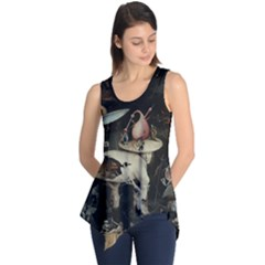 Hell Sleeveless Tunic