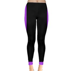 Purple Trainer Leggings