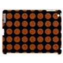 CIRCLES1 BLACK MARBLE & RUSTED METAL (R) Apple iPad 3/4 Hardshell Case (Compatible with Smart Cover) View1