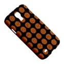 CIRCLES1 BLACK MARBLE & RUSTED METAL (R) Samsung Galaxy S4 I9500/I9505 Hardshell Case View5