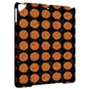 CIRCLES1 BLACK MARBLE & RUSTED METAL (R) Apple iPad Pro 9.7   Hardshell Case View2