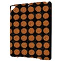 CIRCLES1 BLACK MARBLE & RUSTED METAL (R) Apple iPad Pro 9.7   Hardshell Case View3
