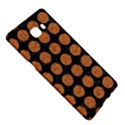 CIRCLES1 BLACK MARBLE & RUSTED METAL (R) Samsung C9 Pro Hardshell Case  View5